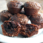 chocolate-brownie-bites