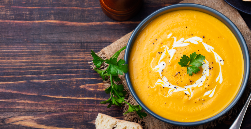 Essential Butternut Squash Soup