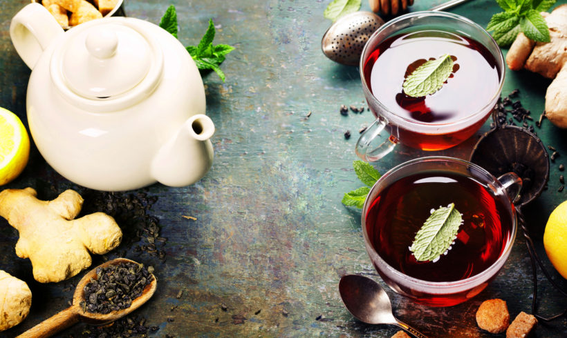 The Many Benefits of Drinking Teas