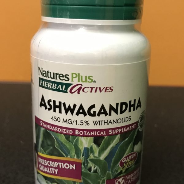 Nature Plus Ashwaganda