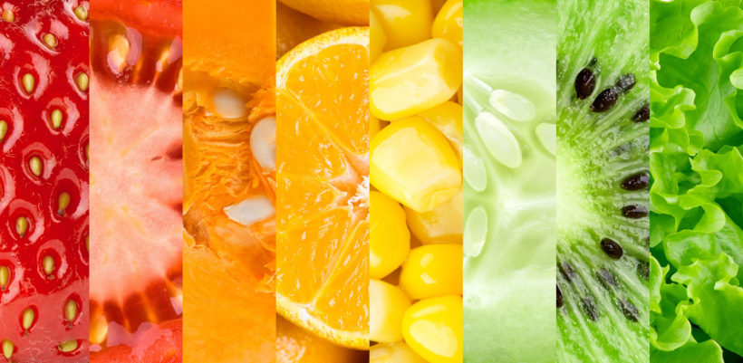 The Health Benefits of Eating Colorful Produce