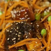 Sweet Chili Tofu Noodles