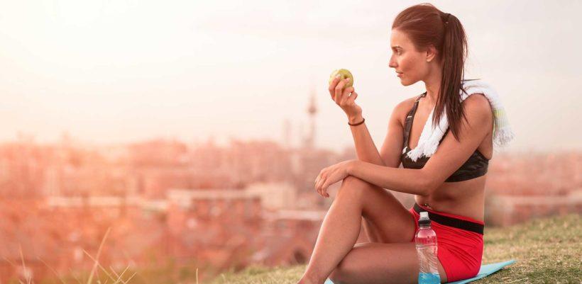 Eat Like an Olympian