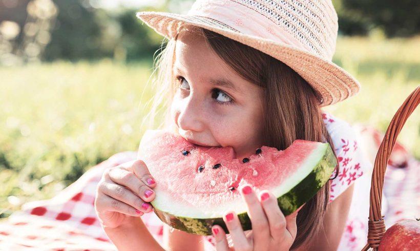 Staying Healthy on Summer Break