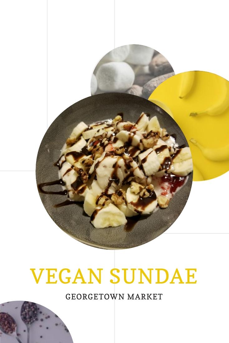 Vegan Sundae