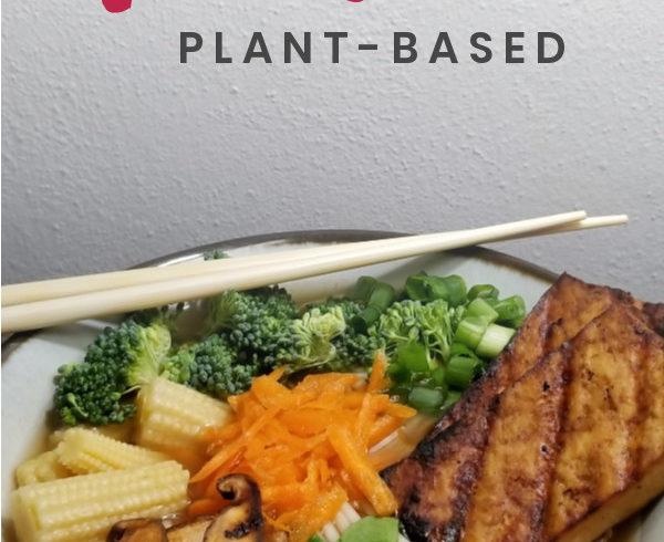 Plant-Based Pho!